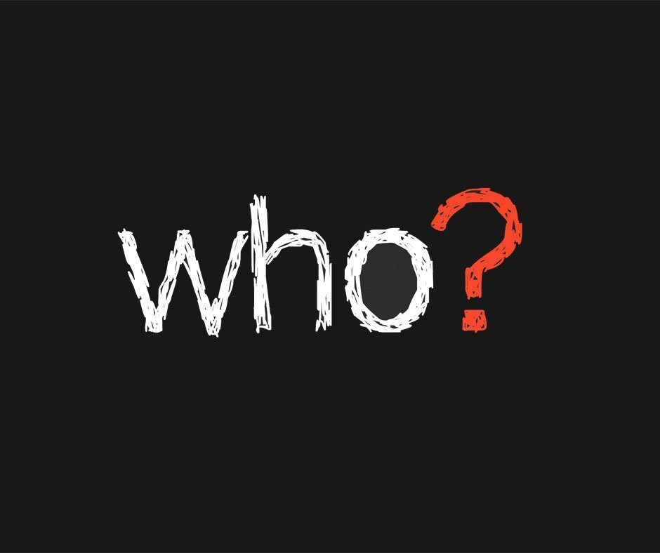 WHO? (5W Marketing Action Task Template)